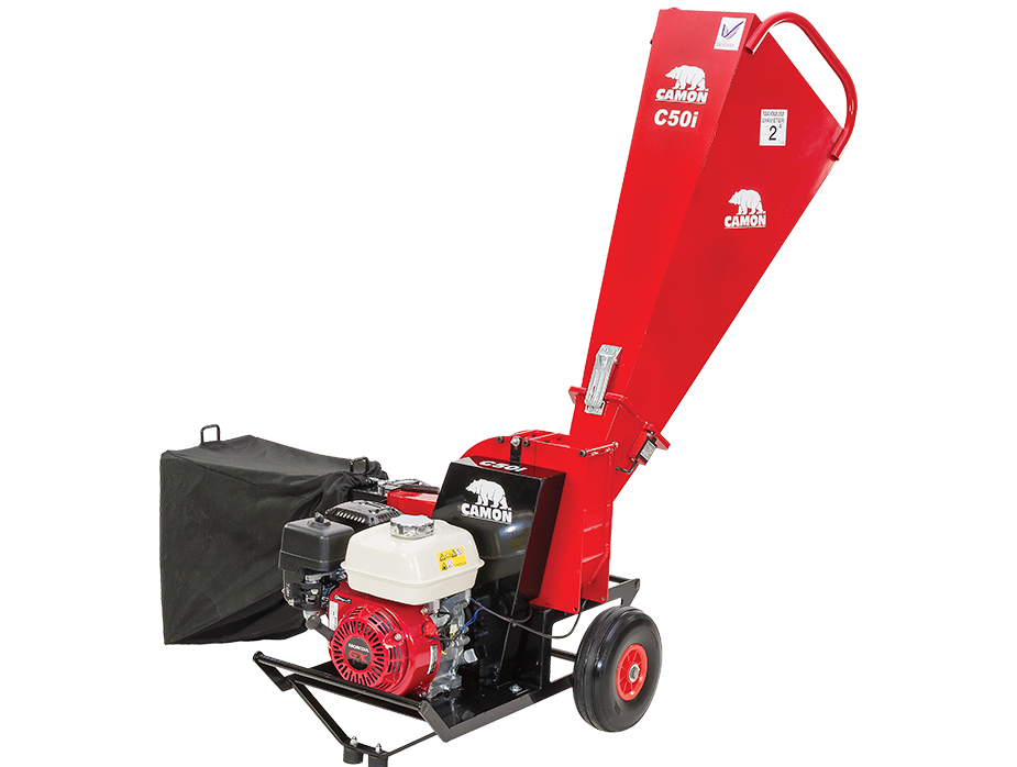 Chipper shredder 2 1 2 petrol hire buy for Gardening tools for hire