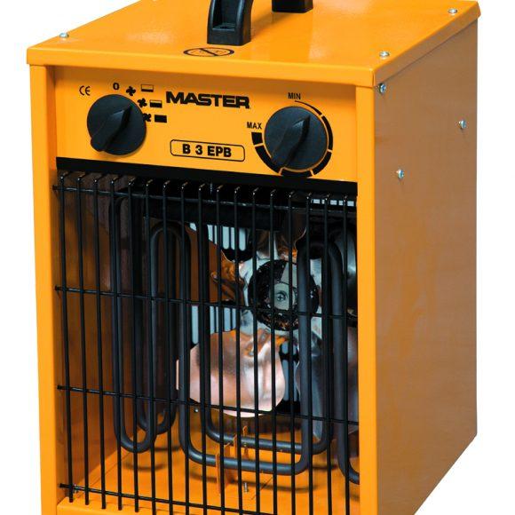 Master 3kW Fan Heater