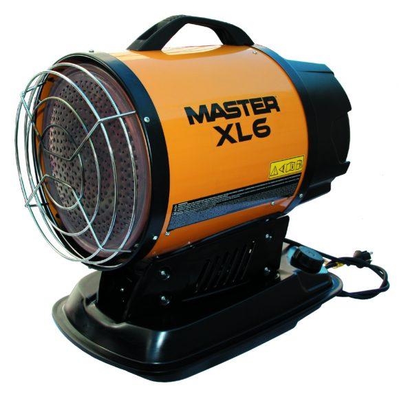 Master XL6 Diesel Infra Red Heater